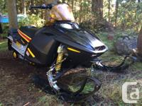 2004 Ski-Doo Rev Renegade 800 X Package Snowmobile