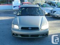 Make Subaru Model Legacy Wagon Year 2004 Colour Beige