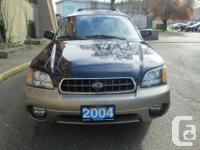 Make Subaru Model Outback Year 2004 Colour Blue kms