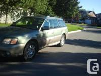 2004 Subaru Outback Limited , Fully Loaded , Automatic