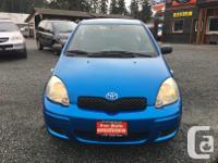 Make Toyota Model Echo Year 2004 Colour Blue kms