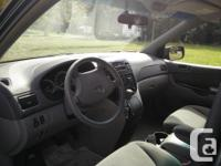 Make Toyota Model Sienna Year 2004 Trans Automatic kms