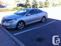 2004 Toyota solara  V 6 ,,Auto,, Power sunroof, power