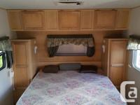Highly sought after Trail Curiser trailer for sale, Top
