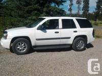 $9500 2004 chevy trailblazer LS 4x4. mint condition