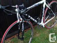 Trek 5900 Carbon USPS Team Superlight, this bike is