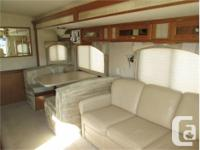 Price: $56,900 well kept 35 foot triple , only 55000