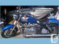 Make Triumph Model America Year 2004 kms 16000 2004