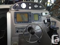 Fully equipped, 250 hp Evinrude 2 stroke, 10 hp Johnson