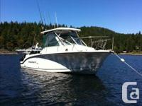 Excellent angling watercraft 2004 Trophy Pro 2502WA has
