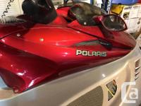 2004 Polaris MSX-150 4-Stroke Turbo Jet Ski. Only has