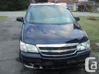 Make Chevrolet Design Venture Passenger Year 2004