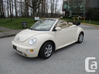 Make Volkswagen Model Beetle Convertible Year 2004