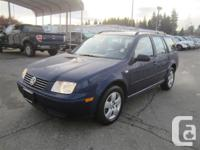This 2004 VW Jetta came into the dealership (Magnuson
