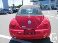 Make Volkswagen Model Beetle Year 2004 Colour Red kms