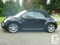 Make Volkswagen Model Beetle Year 2004 Colour Black