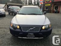 Make Volvo Model XC70 Year 2004 Colour Silver kms