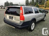 Make Volvo Model XC70 Year 2004 Colour Silver kms for sale  British Columbia