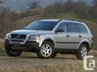 Used, 2004 Volvo XC90, T6 A SR, SUV, AWD, V6, 2.9L,
