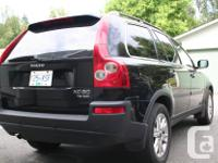 Make Volvo Model XC90 Year 2004 Colour Black kms