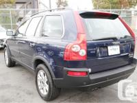 Used, Make Volvo Model XC90 Year 2004 Colour Blue kms 164952 for sale  British Columbia