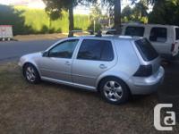 Make Volkswagen Model Golf Year 2004 Colour grey kms