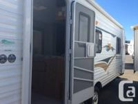 The RV available for sale is a used 2004 Wilderness