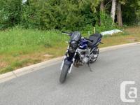 Make Yamaha Model Fz Year 2004 kms 29200 2004 Yamaha