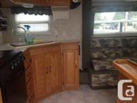 2005 24 ft Wildwood5th wheel, model23f with northwest