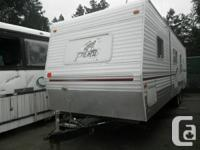I have a 2005 30' Palomino Puma Travel Trailer in well