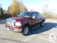 Make Ford Model F-350 Colour Burgandy Trans Automatic