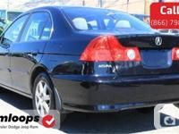 Make Acura Model EL Year 2005 Colour Black kms 148591