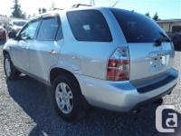 Make Acura Model MDX Year 2005 Colour silver kms