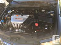 Make Acura Model TSX Year 2005 Colour Black kms 194