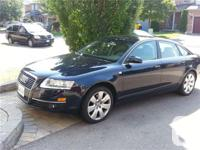 Concord, ON 2005 Audi A6 Premium Package This reliable