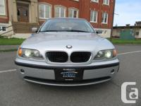 Make BMW Model 325i Year 2005 Colour Silver kms 144000