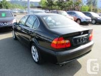 Make BMW Model 330 Year 2005 Colour black kms 175000