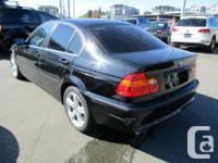 Make BMW Model 330 Year 2005 Colour black kms 129000