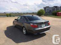 Make BMW Model 530i Year 2005 Colour Grey kms 96000 for sale  Saskatchewan