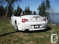 Make BMW Model Z4 Year 2005 Colour Alpine white kms
