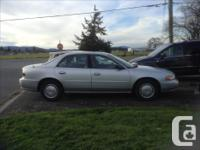 Make Buick Model Century Year 2005 Colour Silver kms