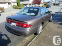 Make Buick Model Century Year 2005 Colour Brown kms