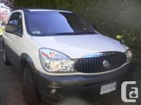 Selling my 2005 Buick rendezvous. 91493 km., 3.4L