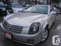 AUTOMATIC, SILVER  OVER GREY  LEATHER INT, CTS; MODEL,