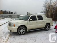 Fort Nelson, BC 2005 Cadillac Escalade EXT This