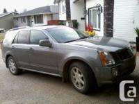 Make Cadillac Model SRX Year 2005 Colour grey kms