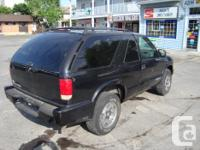 Make Chevrolet Year 2005 Colour Black Trans Automatic
