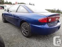 Make Chevrolet Model Cavalier Year 2005 Colour Blue