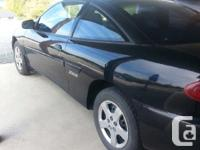 Make Chevrolet Model Cavalier Year 2005 Colour Black