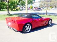 Make Chevrolet Model Corvette Colour Red Trans